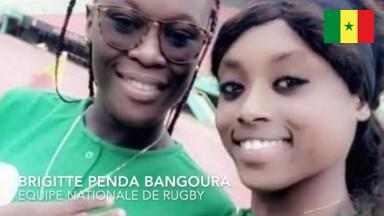 Sextape de Brigitte Penda Bangoura de l'équipe nationale sénégalaise de Rugby
