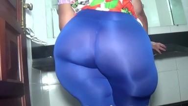 Madame grosse fesse