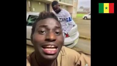 SCANDALE ADAMO: La sextape de Olivier le sénégalais qui a coucher avec la femme de son ami Adama qui a fini par la tuer