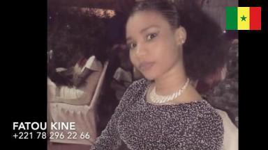 SCANDALE ADAMO: Sextape de Fatou Kiné +221 78 296 22 66