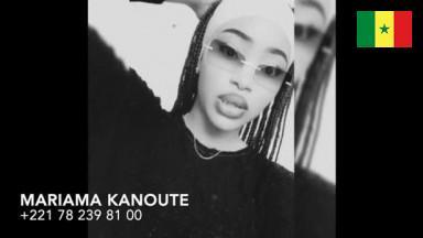 Sextape de Mariama Kanoute +221782398100